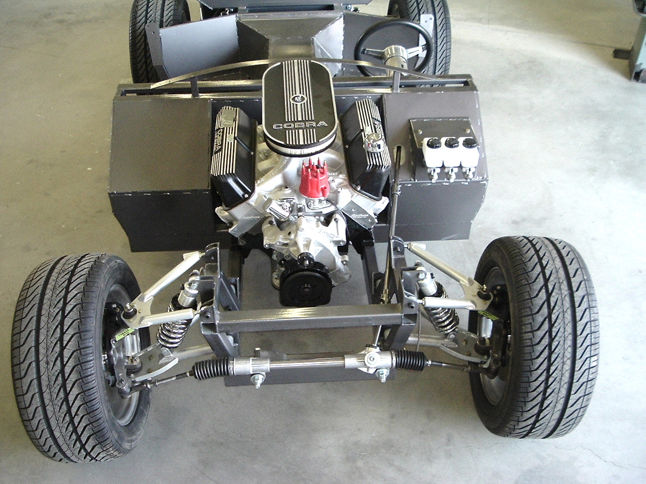 Jbl 427 Touring Chassis